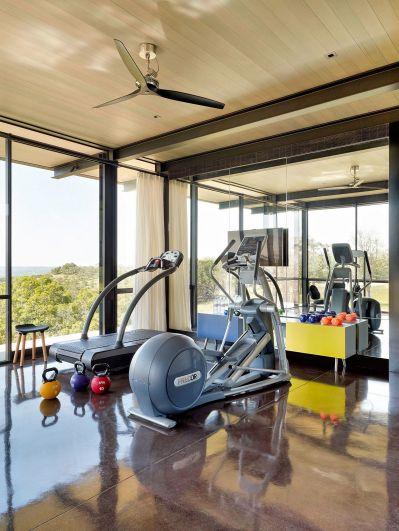 Awesome Home Gym Design Idea