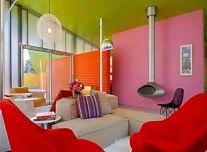 Colorful Modern Interior Design