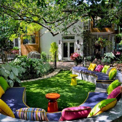 Cool Backyards Ide
