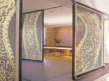 Decorative Glass Wall Panels