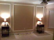 Decorative Wall Molding Design