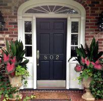 Front Porch Flower Planter Ideas 10