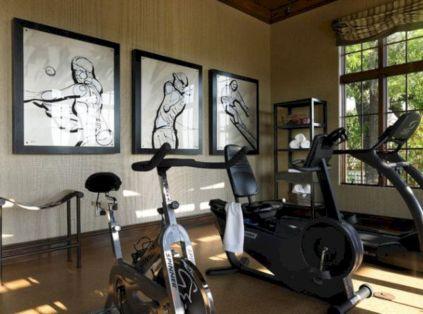 Home Gym Room Decorating Ideas