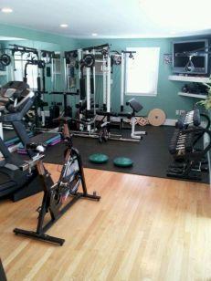 Home Gym Room Design Idea