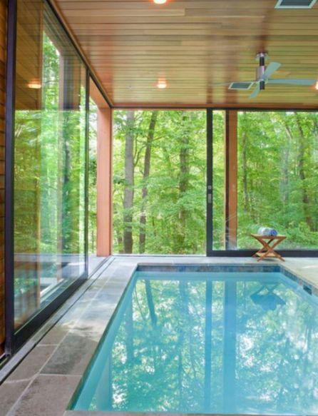 Indoor Swimming Pool Design Idea