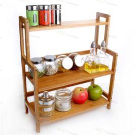 Kitchen Countertop Storage Shelf