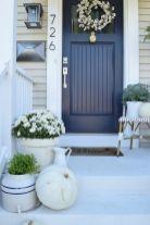 Navy Blue Exterior House Paint Colors Ideas