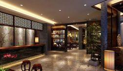 Restaurant Interior Design Concept