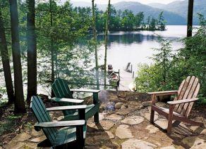 Rustic Lake Cabin Decor