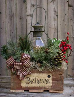 Simple Christmas Decoration Ideas 31