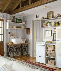 Small Lake Cottage Kitchen Ideas