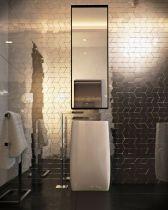 33+ Amazing Mirror Bathroom Tiles For Bathroom Looks Luxurious 40