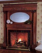Antique Fireplace Mantel Decorating Ideas