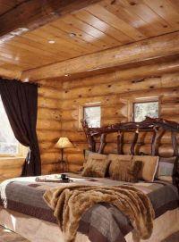 Rustic Cabin Bedroom Decorating Ideas (Rustic Cabin ...