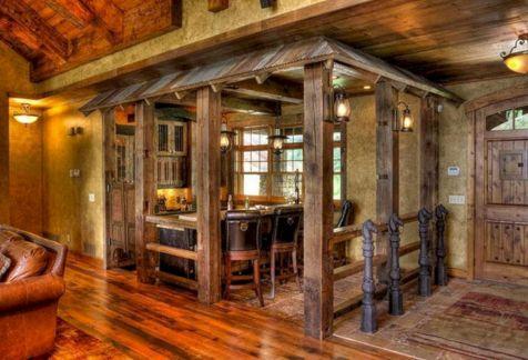Rustic Home Decor Design Ideas