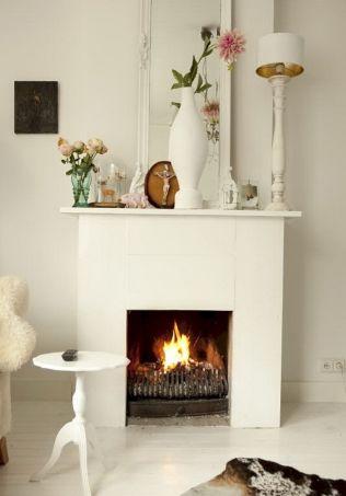 Vintage Retro Fireplaces