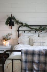 Awesome Christmas Bedroom Design 30