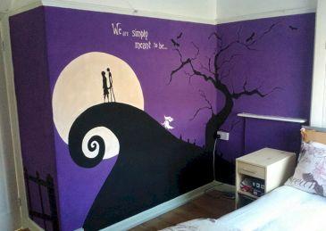Awesome Christmas Bedroom Design 9