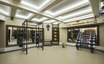 Awesome Home Gym Design