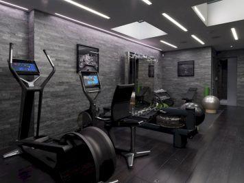 Beautiful Home Gym Design
