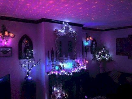 Bedroom Halloween Decorations 135