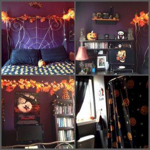 Bedroom Halloween Decorations 19