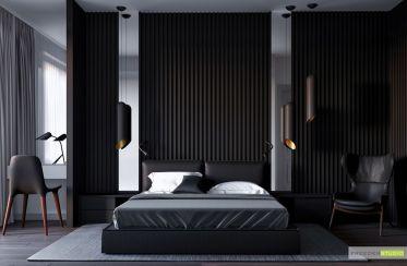Best Color Modern Bedroom Design 11