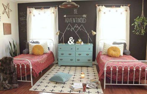 Best Color Modern Bedroom Design 32