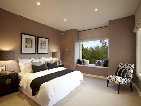 Best Color Modern Bedroom Design 38