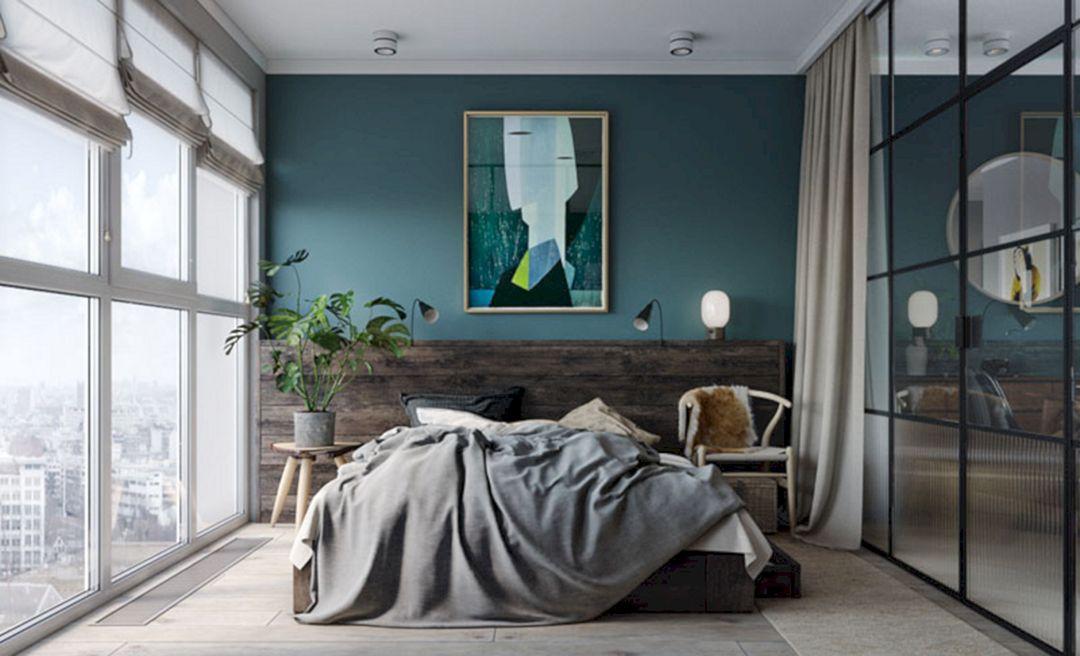 Best Color Modern Bedroom Design 4