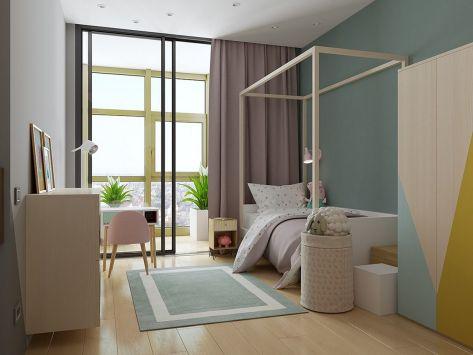 Best Color Modern Bedroom Design 42