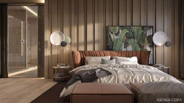 Best Color Modern Bedroom Design 8