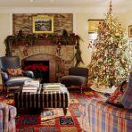 Christmas Living Room Design