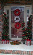 Front Porche Christmas Decorating Ideas