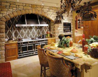 Tuscan Style Kitchen Wall Decor