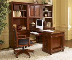 Cherry Wood Desk Home Office Furniture Cherry Wood Desk ...