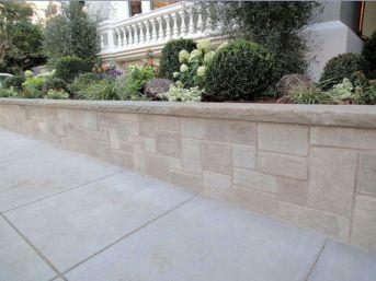 Concrete Retaining Wall Ideas Design
