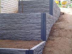 Concrete Retaining Walls Sleepers