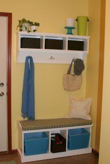 Furniture Entryway Storage Ideas