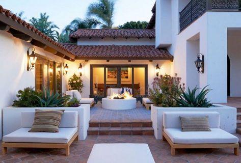 Gorgeous Modern Mediterranean Homes 124