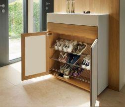 Hallway Shoe Storage Cabinet
