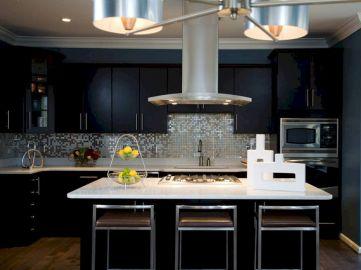 Kitchen Designs With Black Cabinet Design