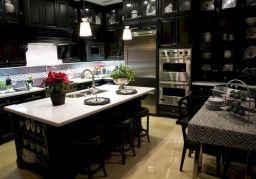 Kitchen Designs With Black Cabinets Ideas
