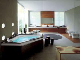 Modern Spa Bathroom Ideas