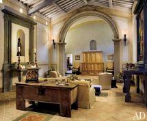 Rustic Italian Style Home Interior Designs