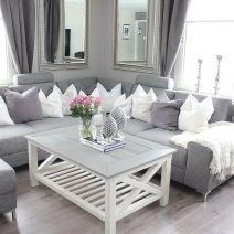 Shabby Chic Apartment Living Room 2