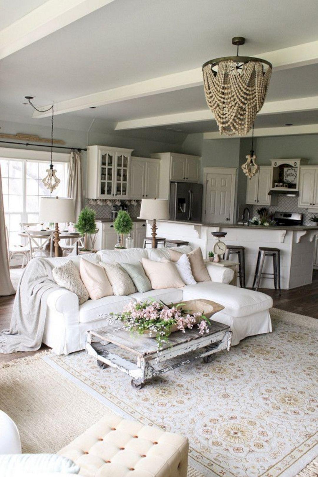 incredible shabby chic apartment decor | Shabby Chic Apartment Living Room 4 (Shabby Chic Apartment ...