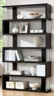 Shelf Modern Bookcase