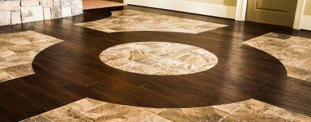 Wood Tile Flooring Patterns