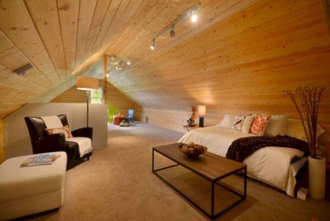 Attic Ceiling Design Ideas